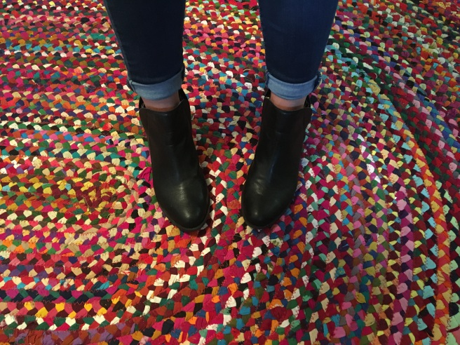 Lucky Brand Black Booties