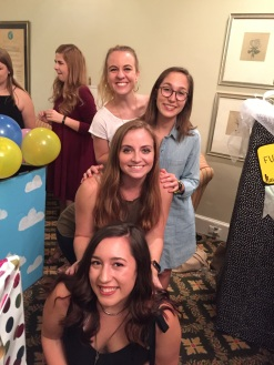 Big little reveal family stack