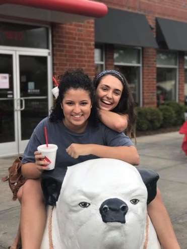 Chick-Fil-A Bulldog in Athens GA
