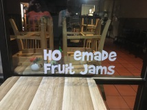 Hoe made Jams