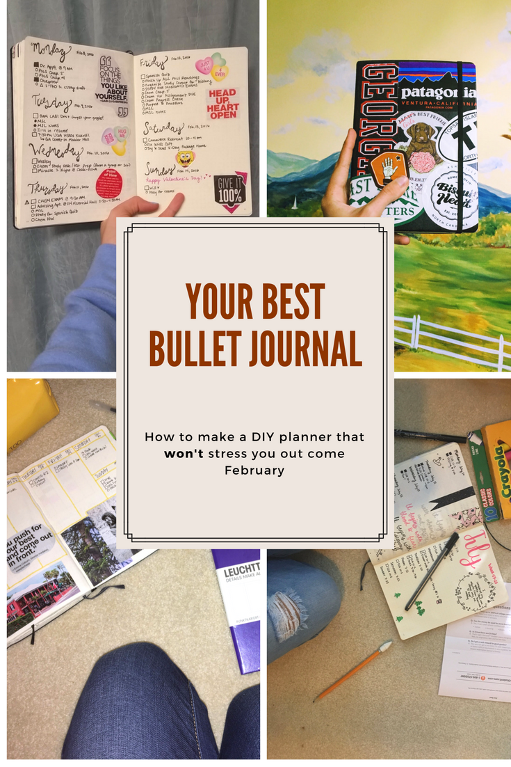 Your best bullet journal